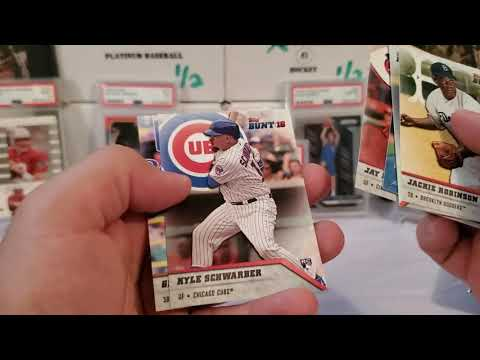 Baseball Cards Of The Month Club: Pinch-Hitters Subscription Box Break