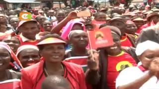Naibu Rais aongoza mikutano ya Jubilee Nyamira, Kisii