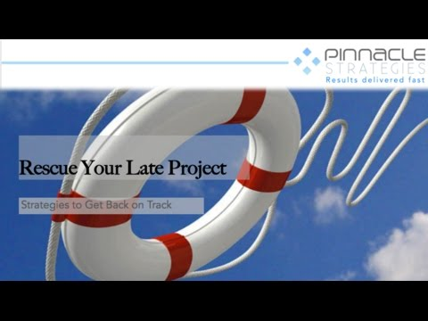 Rescue Your Late Project
