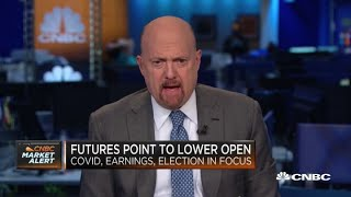 Jim Cramer: I'm struggling with the reasons for SAP's 'dismal outlook'