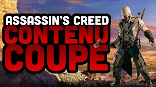 Tout le contenu coupé des jeux Assassin's Creed !