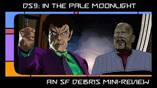Mini-Review: DS9: In The Pale Moonlight