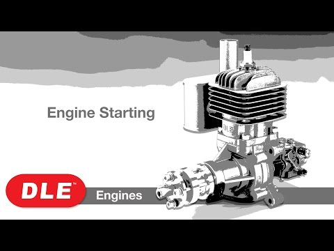 Starting a DLE Engine : Tips & How-To's - YouTube