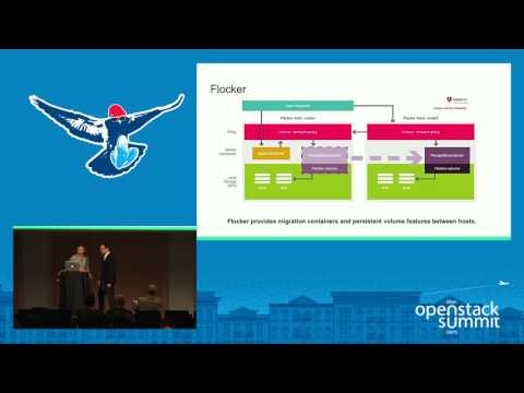 Cross-Cloud Migration of Container Persistent Data