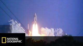 To był pierwszy start wahadłowca z astronautami na pokładzie! [Kosmiczny wyścig]