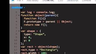 Язык javascript - Способы наследования