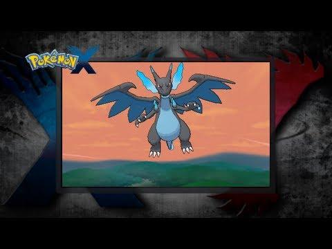 Pokémon X And Pokémon Y UK: Mega Charizard X!