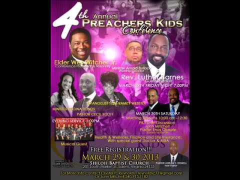 4th Annual Preachers' Kids Conference