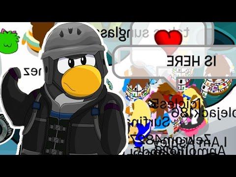Club Penguin: Reporting Bots