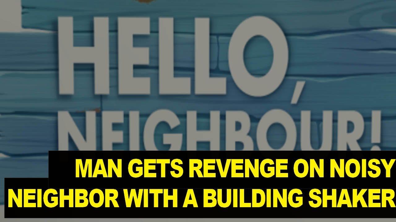 Revenge for noisy neighbors