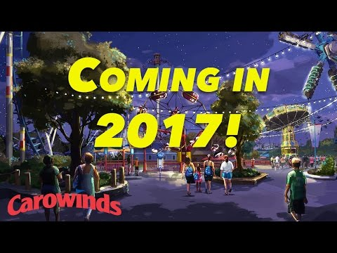 Coming in 2017 at Carowinds