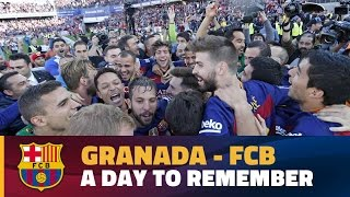 Baixar Granada – FC Barcelona (2016): A day to remember in 90 seconds