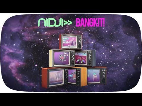NIDJI - Bangkit (OST. BANGKIT!) | Official Lyric Video