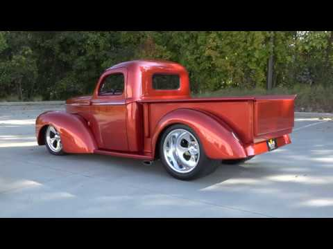 1941 willys pickup youtube 1951 Willys Pickup Truck 1941 willys pickup