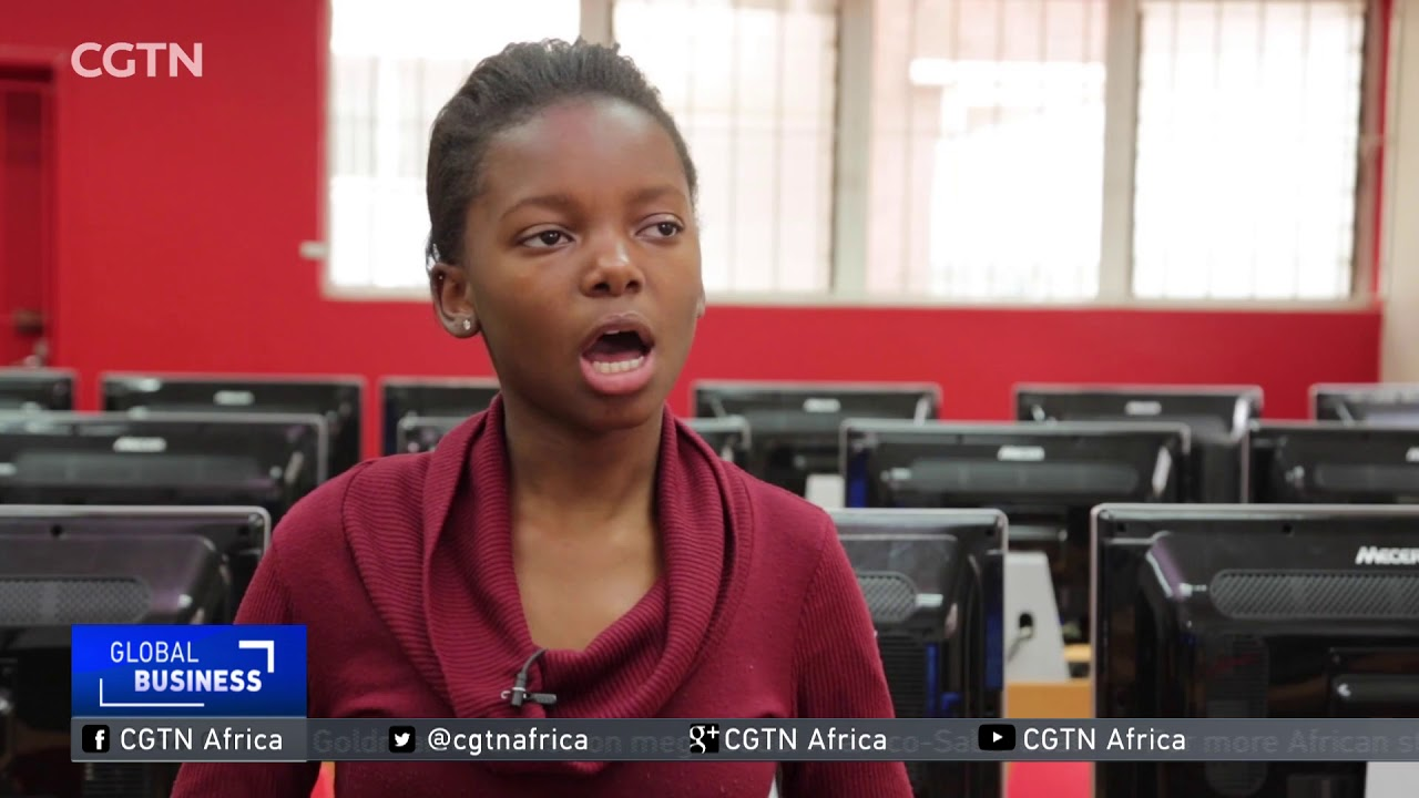 NGO offers free IT courses to empower young South Africans