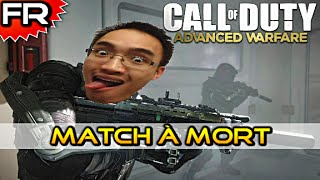 [FR] Match à mort | Call of Duty Advanced Warfare Multijoueur| Let's Play - Gameplay Francais