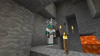 Minecraft (PL) Hardkorowa Przygoda #16 - Ciekawe zakończenie
