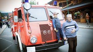 Zjazd zabytkowych wozów strażackich - Karpacz