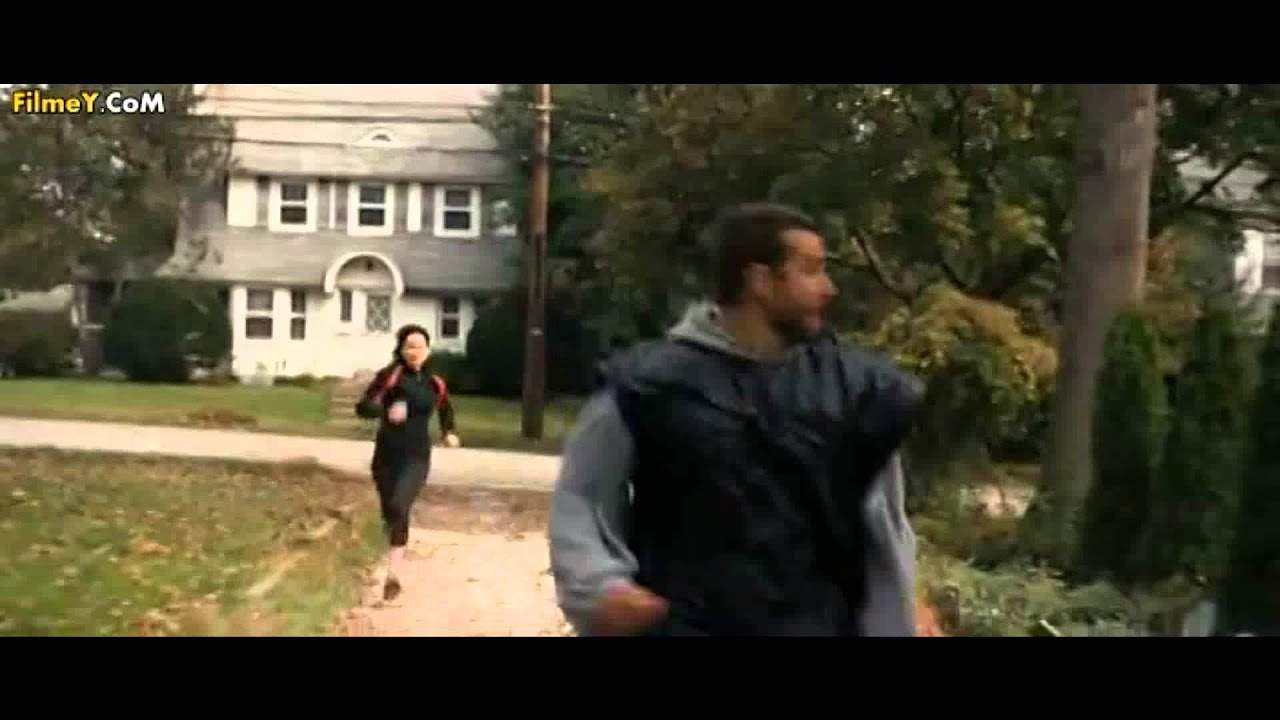 Silver Linings Playbook - Jogging Scene - HD - YouTube