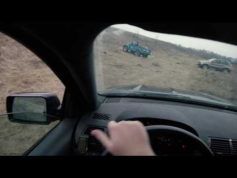 POV BMW X5 E53 3.0d | Оффроад на Х5 от первого лица | Едем в горку