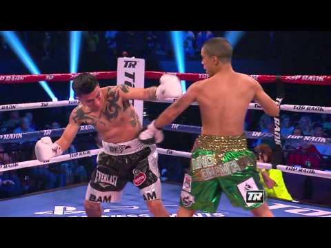Najera vs. Rodriguez: Saul Rodriguez - Post-Fight Interview - KO King