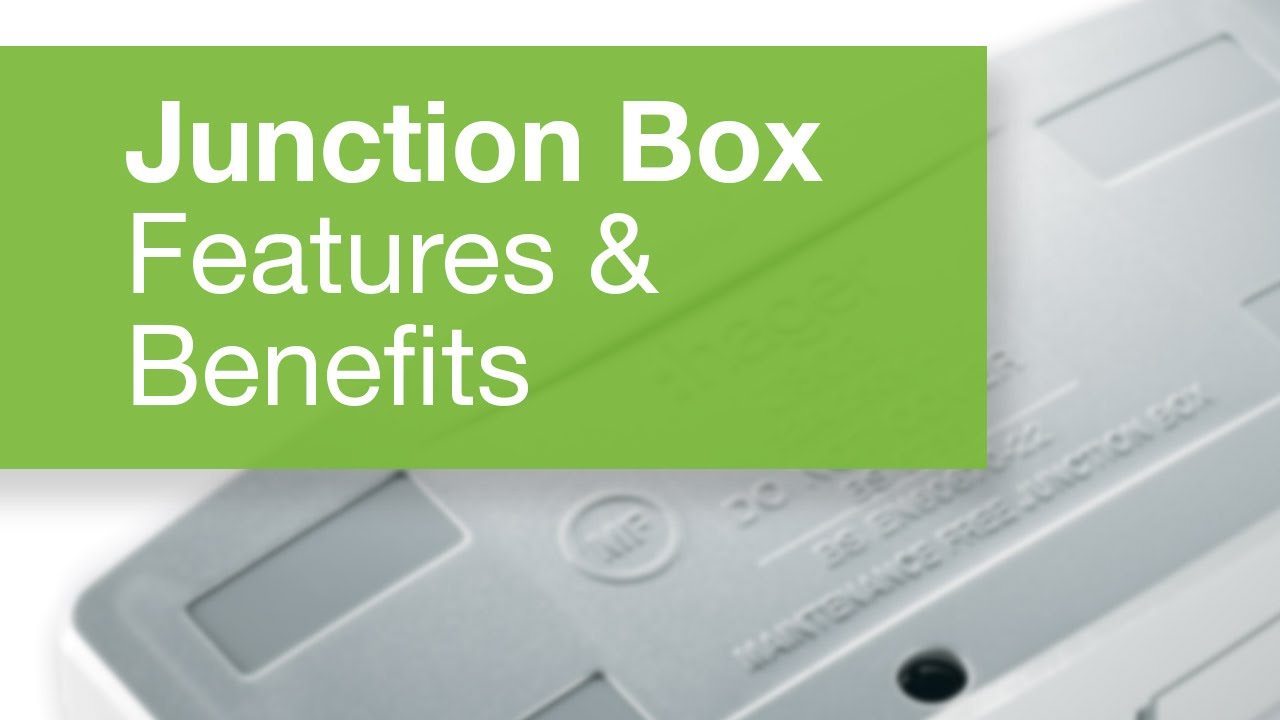 Junction box features benefits youtube junction box features benefits hager ltd cheapraybanclubmaster Images