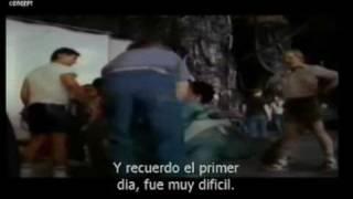 Michael Jackson - El Capitan EO (Como se hizo la pelicula en español - Parte 1 - En HD y HQ)