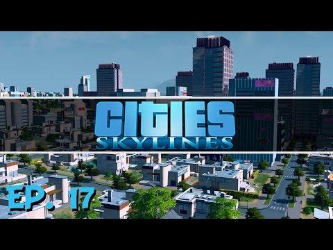 Cities Skylines - Ep. 17 - Industrial Highway! - Let's Play