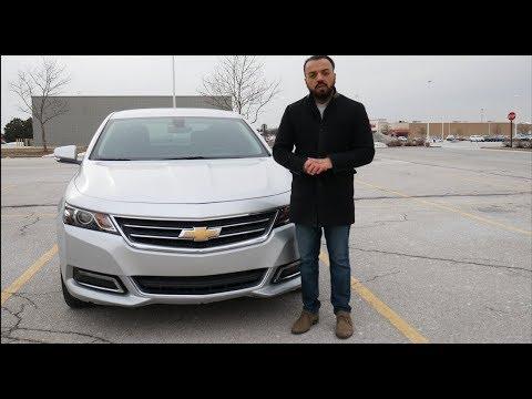 Car Review   2018 Chevy Impala LT V6