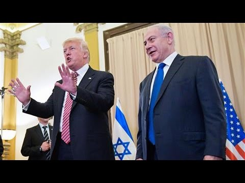 Trump: 'I Never Mentioned The Word Israel'