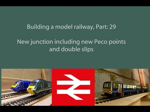 Part 29: New junction build – Building a model railway