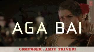 Aga Bai Full Song (Audio) | Aiyyaa | Rani Mukherjee, Prithviraj Sukumaran
