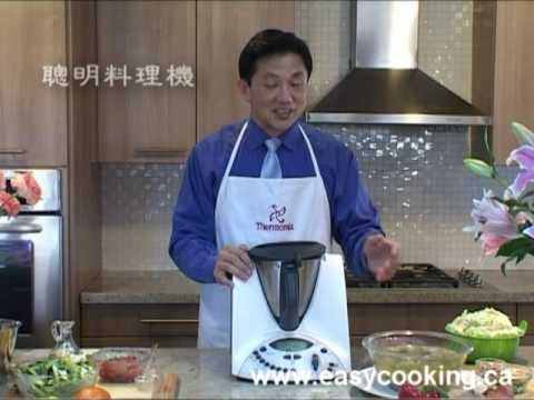 Bimby Kitchen Robot Cabinet Decor 聰明料理機thermomix Tm31 Part 1 Youtube Bimby厨房机器人