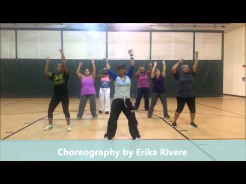 Timber Kesha feat Pitbull Zumba with Erika  Dance Fitness