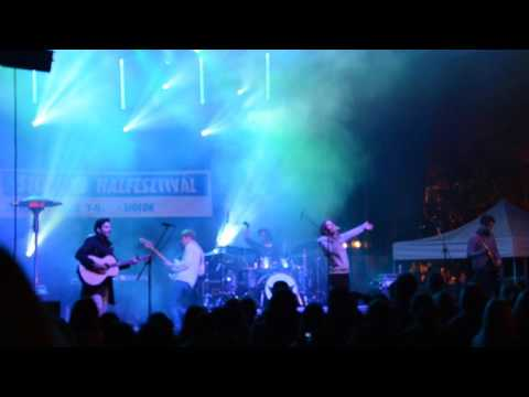 Margaret Island koncert 1 - 2016 Siófok, Halfesztivál