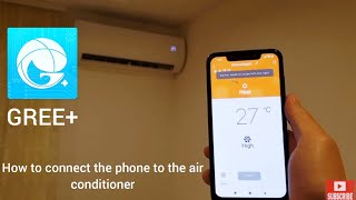 How to connect wifi to GREE Air Conditioner screenshot 4