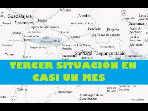 Cuatro Personas En Tangamandapio, Michoacán El 05 De Febrero Del 2020