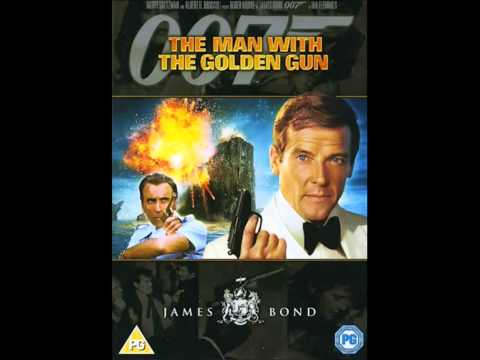 The Man With the Golden Gun - End Title HD