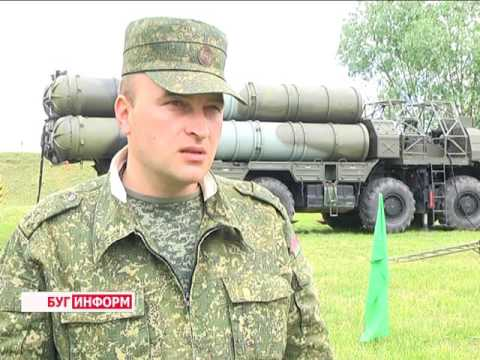 2016-05-26 г. Брест. Подготовка военнослужащих 115 зенитного ракетного полка.  Новости на Буг-ТВ.