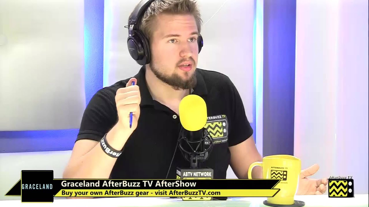 """Download Graceland   After Show  Season 1 Episode 6  """" Hair of the Dog """" 