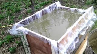 Ёмкость для воды своими руками без затрат(, 2016-04-23T07:17:18.000Z)