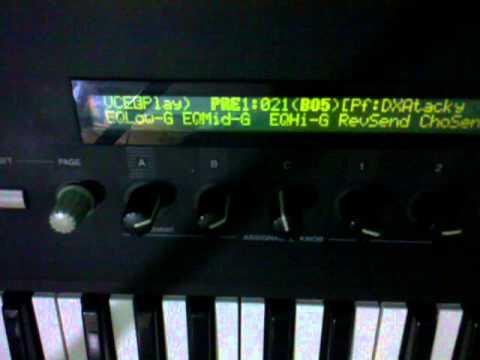 YAMAHA S30 ELECTRIC PIANOS