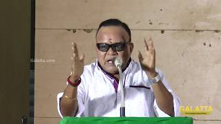 Radha Ravi Open Speech about kamal