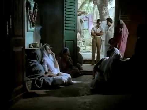 Ilayaraja bgm -Highly poetic and classic pathos.
