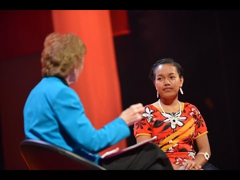 Selina Leem & Mary Robinson: How the youth movement will affect climate change | #skollwf 2016
