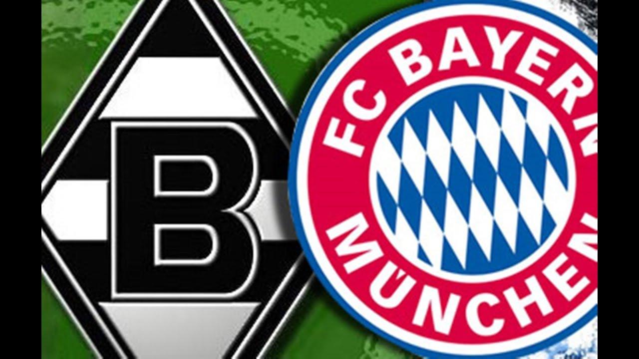 Bayern MГјnchen Vs Gladbach