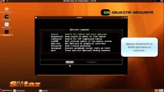 Retrouver un mot de passe de session Windows avec OphCrack