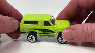 Ford Trucks Series Hot Wheels US Walmart