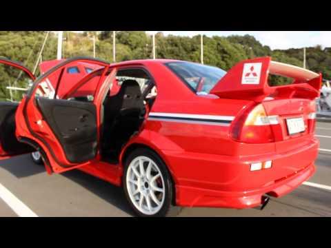 Lancer Evolution TME 2000 Passion Red