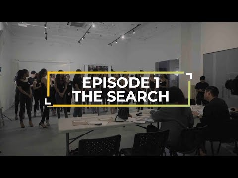 Global Asian Model Philippines 2018 | Episode 1: The Search
